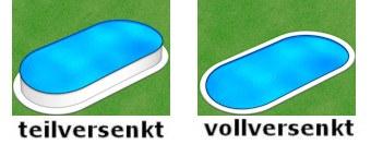 schwimmbad 7 00 m x 3 50 m x 1 50 m set ovalpool. Black Bedroom Furniture Sets. Home Design Ideas