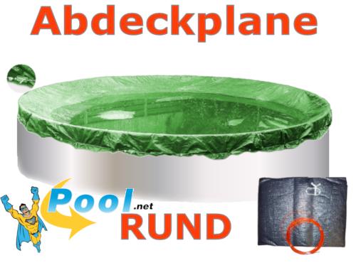 Pool Abdeckplane 6,00 m bis 6,30 m Abdeckung Plane Winter
