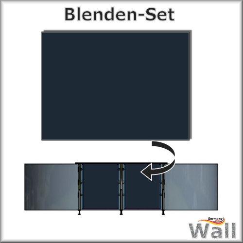 Germany-Pools Wall Blende B Tiefe 1,25 m Edition Poseidon