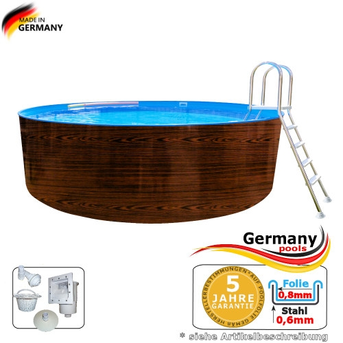 Pool 550 x 120