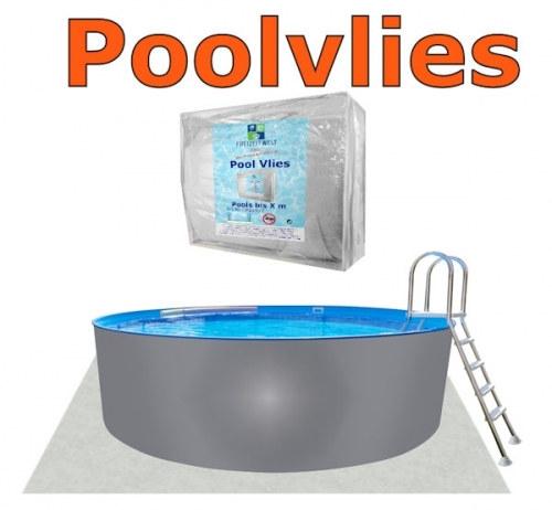 Pool Vlies für Pools bis 7,30 m