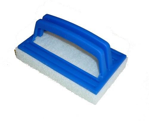 Reinigungsschwamm mit Handgriff Handbürste