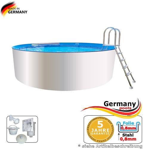 Swimmingpool 4,5 x 1,35 m