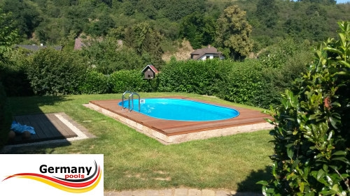 edelstahl ovalpool 6 0 x 3 2 x 1 25 m ovalbecken pool net. Black Bedroom Furniture Sets. Home Design Ideas