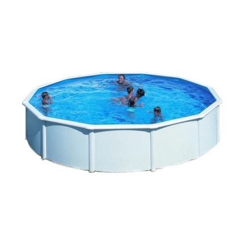 Pool 3 00 x 1 20 m stark1 plus set breiter handlauf pool net for Gunstige poolsets