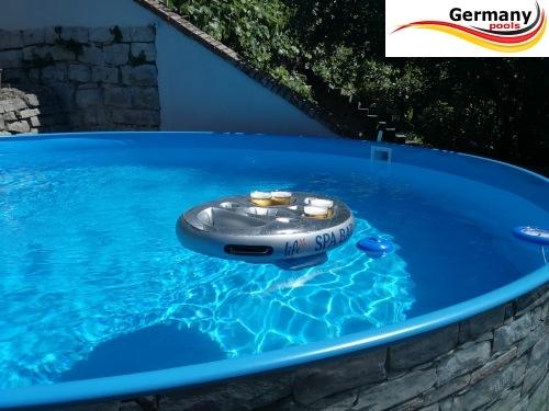 Poolset 4 5 x 1 2 m stahlwandbecken stone pools 4 50 for Stahlwandbecken pool