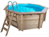 Pool-Holz