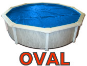 Solarfolie-oval