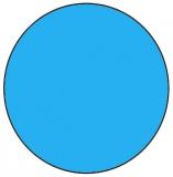 Innenhülle oval 5,25 x 3,20 x 1,20 m x 1,0 Einhängebiese