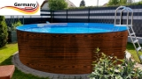 Pool 8,0 x 1,2 Set