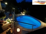 Pool Beleuchtung 300 W 12 V