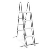 Stahlwandbecken 4,5 x 1,2 m Set