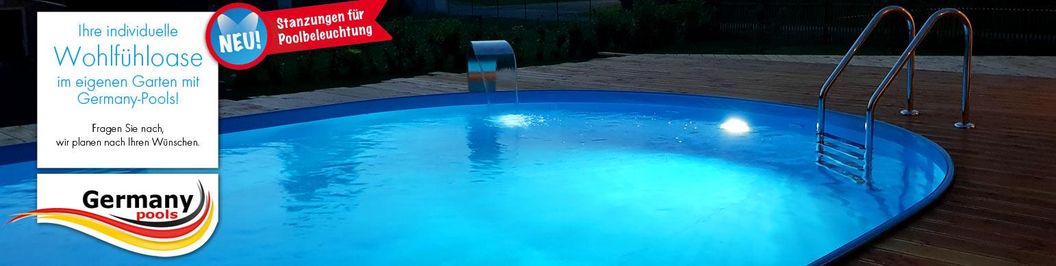 Pools Kaufen Beim Experten Stahlwandpool Swimmingpool