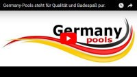 Germany-Pools Montage, Qualität Pur