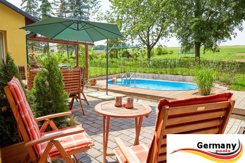Garten-Schwimmbecken | Pool.Net